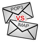 imap pop3: