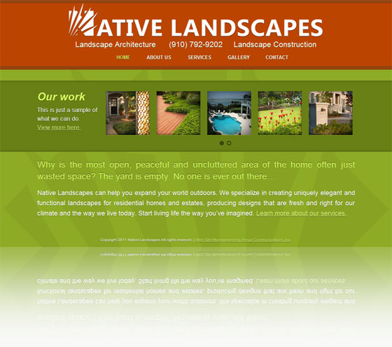 Native Landscapes NC