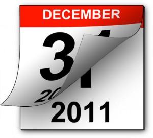 2010-2011 flipping calendar